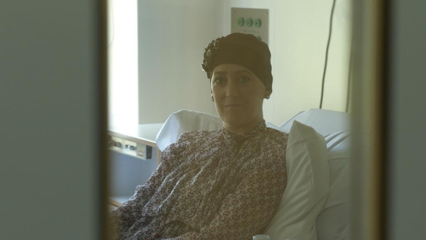 Elaine Scully continues to receive treatment in the National Bone Marrow Transplant Unit at St James's Hospital