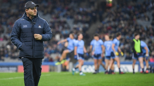 Will Dublin's Dessie Farrell be in the management game as long as Sean Boylan, Mickey Harte or Brian Cody?