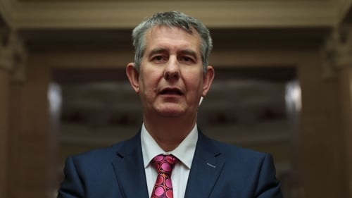 Edwin Poots said it was 'ridiculous' to call for a comprehensive piece of legislation to be developed in just three months