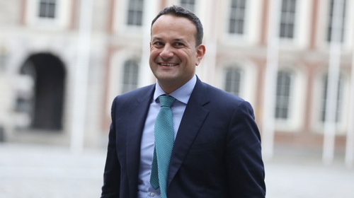 Leo Varadkar is thanking 225,000 registered businesses for their efforts in keeping people safe during the Covid-19 pandemic