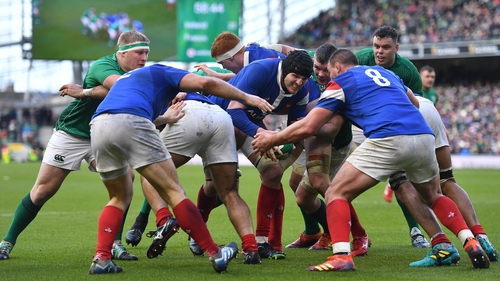 World Rugby recommends temporary COVID-19 Test calendar