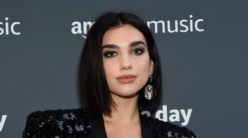 Dua Lipa has responded to criticism she has received after tweeting a 'Greater Albania' map