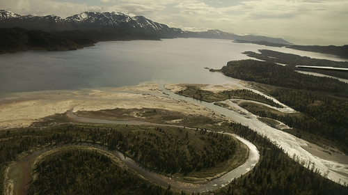 Alaska quake, 7.8 magnitude, sparks tsunami warning