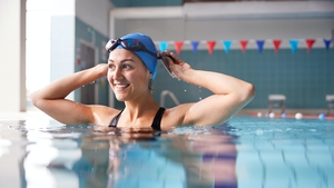 Swimming is a full-body workout and brilliantly accessible.