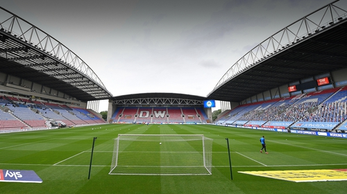 Wigan Athletic have sold a number of players