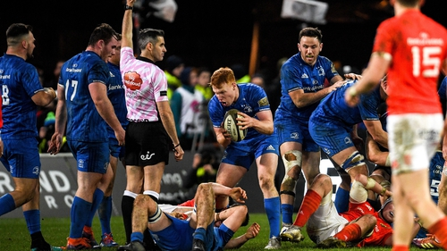 Leinster and Munster will clash at the Aviva Stadium on Saturday 23 August