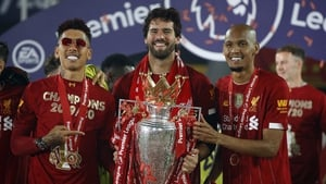 Liverpool have their eyes on retaining the Premier League
