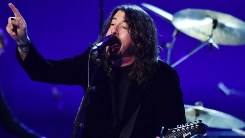 """Dave Grohl - """"America's teachers are caught in a trap, set by indecisive and conflicting sectors of failed leadership that have never been in their position and can't possibly relate to the unique challenges they face"""""""
