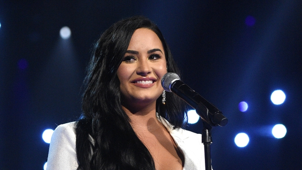 """Demi Lovato - """"Here's to our future!"""""""