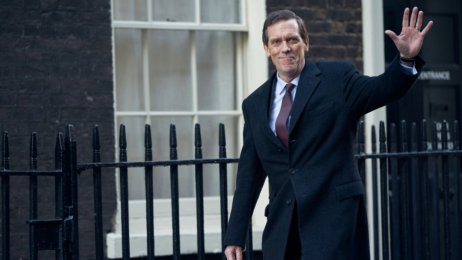 BBC teases new political thriller starring Hugh Laurie