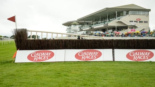The Ballybrit stands won't be thronged for this year's renewal