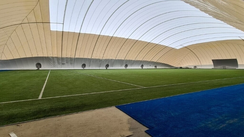 The top class sports facility will also be able to host non-sporting events