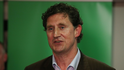 Eamon Ryan confirmed that the suspension period will included the six week recess