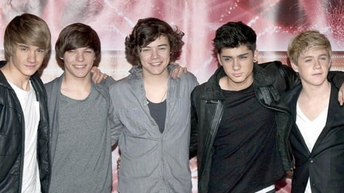 Little did they know the success that was ahead when they auditioned for The X Factor