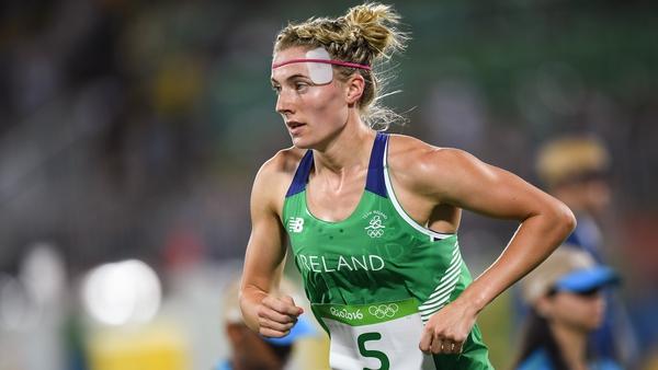 Natalya Coyle finished fifth