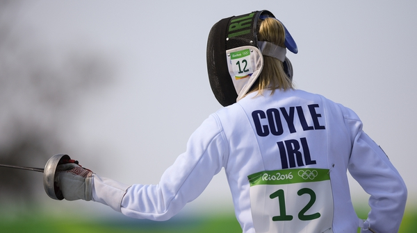 Natalya Coyle was an impressive 7th in Budapest