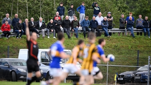 The GAA has been played in front of limited crowds or empty stadia since the return of games