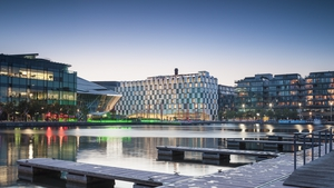 Dublin hotel revealed as best in Ireland by Condé Nast Traveller.