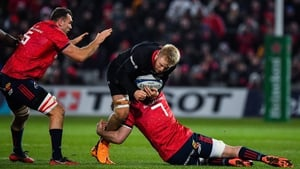 Jackson Wray in action against Munster last year