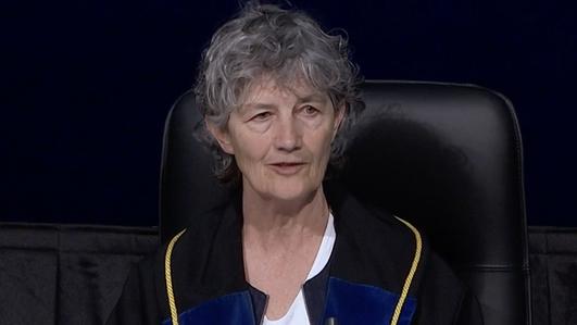Catherine Connolly, T.D. ;eas Ceann Comhairle.