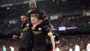 Manchester City grabbed two vital away goals in Madrid