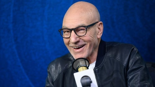 """Patrick Stewart - """"Does it get any more significant than that? I think not!"""""""