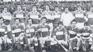The Castlegar team that won the 1979 Galway title and went on to claim the All-Ireland on St Patrick's Day in 1980