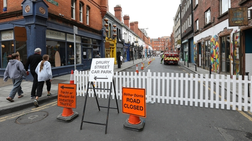 The streets will be pedestrianised from 11am to 11pm this Saturday, Sunday, and Bank Holiday Monday