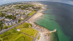 Galway City Council has been given a briefing on plans to install defences along the coastline from Salthill into the city