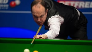 Fergal O'Brien now moves into the final round of qualifiers for the World Snooker Championship