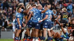 The Blues held on despite late pressure