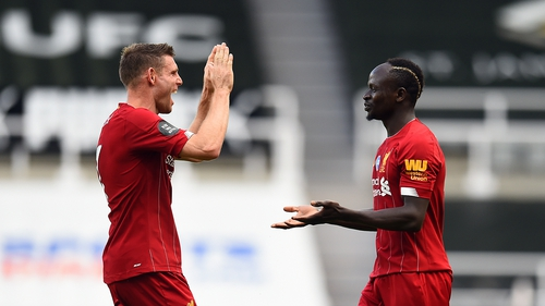 Liverpool secured one more victory to claim the Premier League title by 18 points