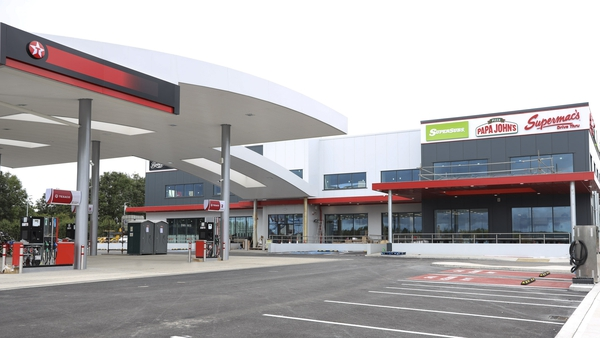 Supermac's has opened a new service station in Portlaoise in recent months