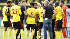 Hayden Mullins couldn't keep Watford in the top flight