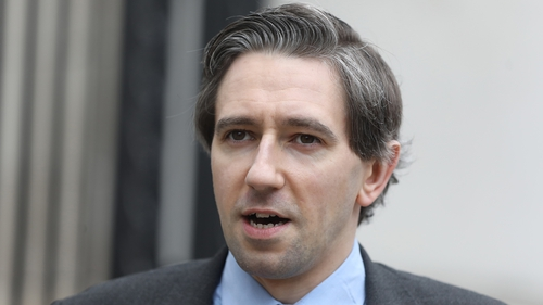 The Minister for Further and Higher Education, Research, Innovation and Science, Simon Harris (Photo: RollingNews.ie)