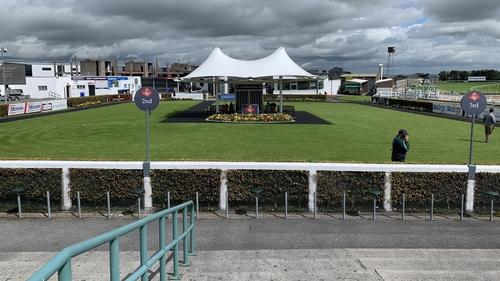 Empty stands at Ballybrit as Galway Race week begins behind closed doors