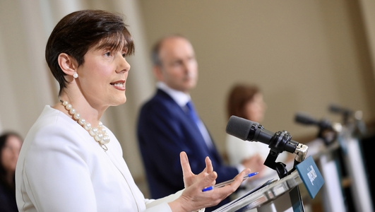 Foley 'confident' over measures for reopening schools