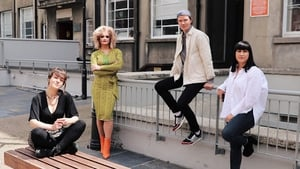Pantisocracy: Emma Langford, Panti Bliss, Gavin McCrea and Ruth Medjber at Belvedere House, O'Reilly Theatre, Dublin.