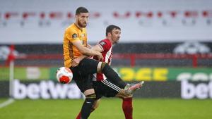 Matt Doherty has spent a decade at Wolves