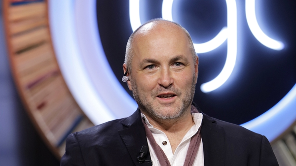 Colum McCann said he was very proud to be longlisted
