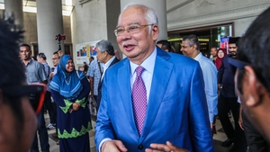 Najib Razak had denied charges of abuse of power, criminal breach of trust and money-laundering