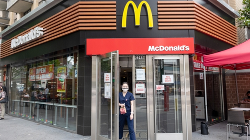 McDonald's total revenue fell about 2% to $5.42 billion in the three months ended September 30, largely recovering from the over 30% plunge posted in the second quarter