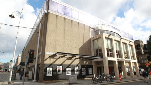 The Abbey Theatre in Dublin (Credit RollingNews.ie)