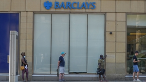 Barclays reported profit before tax of £1.1 billion for the months between July and September - double analysts' forecasts
