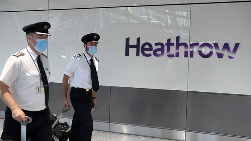 Passengers will be asked to register online for the test before travelling to Heathrow.