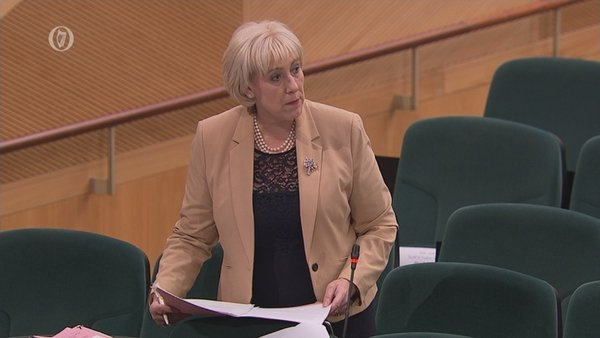 Heather Humphreys said that agreement had been reached to set up the forum