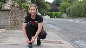 20x20 No Proving, Just Moving ambassador Orla Comerford is aiming to get back in the starting blocks soon