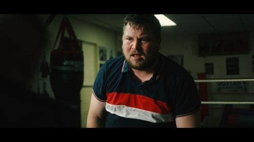 John Connors as Wallace in Broken Law