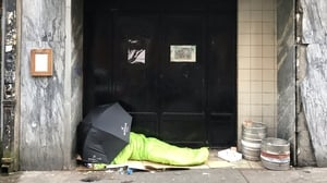 The four Dublin city postcodes have around one third of the country's homeless population