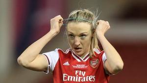 Louise Quinn has found a new club